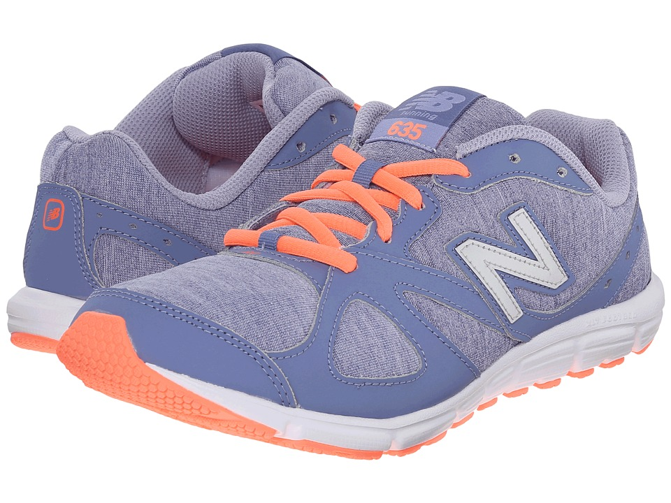 New Balance - W635 (Persian Purple) Women's Shoes