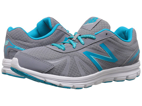 New Balance - W645 (Silver Mink) Women's Shoes