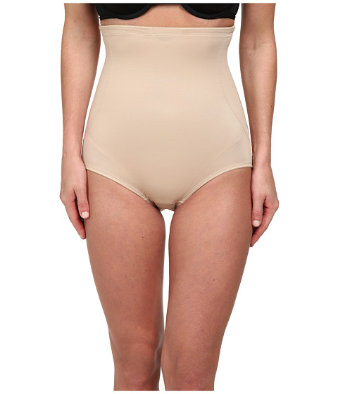 TC Fine Intimates - Back Magic Luxury Hi Waist Brief (Nude) Women's Underwear