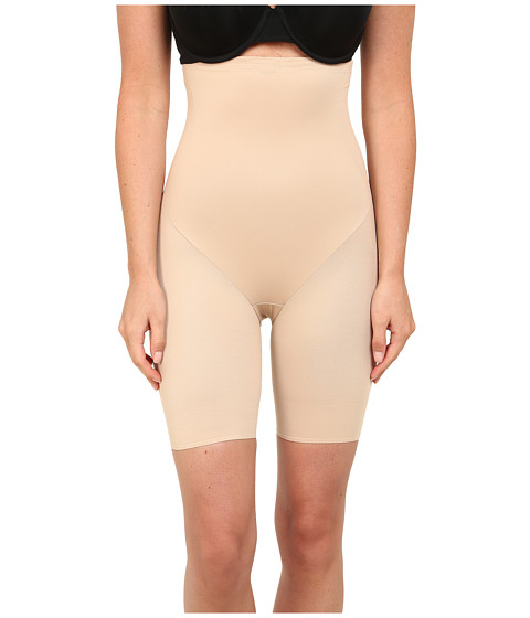 TC Fine Intimates - Back Magic Luxury Hi Waist Thigh Slimmer (Nude) Women's Underwear