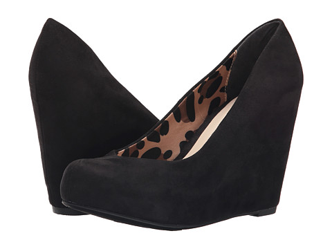 Fergalicious - Dina (Black) Women's Shoes