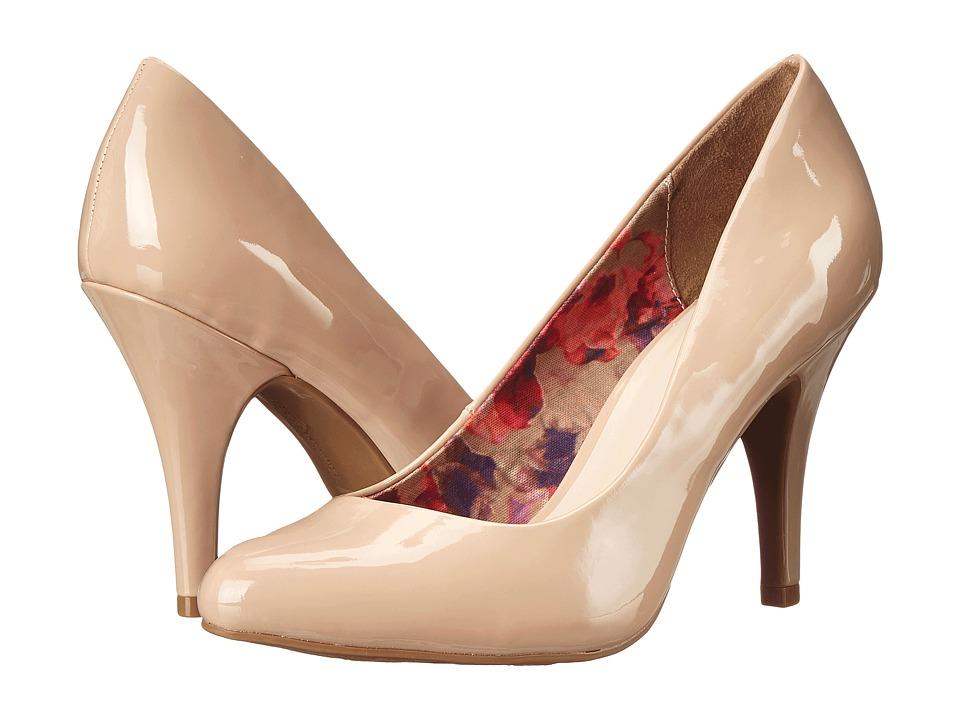 Fergalicious - Symphony (Fawn Patent) Women's Shoes