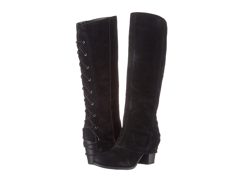 Fergalicious - Truffle (Black) Women's Shoes