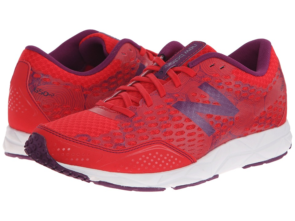 New Balance - W650v2 (Cerise) Women's Shoes