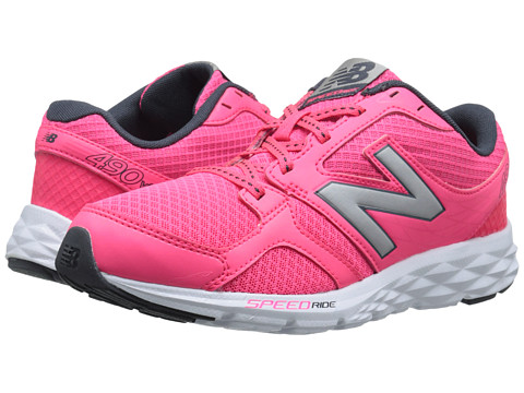 New Balance - W490V3 (Pink Zing) Women's Shoes