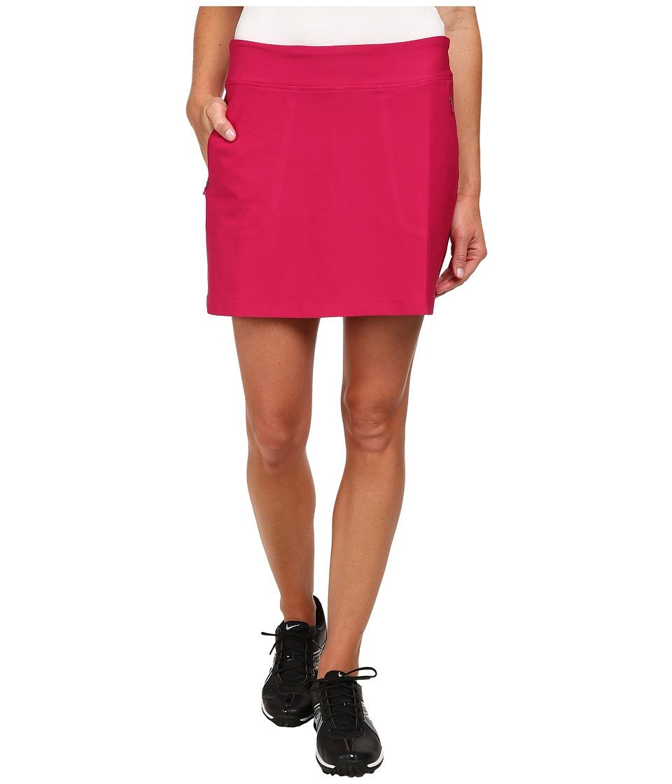 Nike Golf - No-Sew Skort (Sport Fuchsia/Pink Pow) Women's Skort