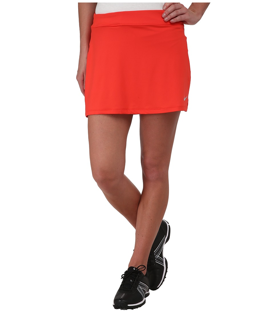 Nike Golf - Nike Short Fairway Drive Skort (Light Crimson/Light Crimson/Wolf Grey) Women's Skort