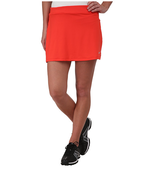 Nike Golf - Nike Short Fairway Drive Skort (Light Crimson/Light Crimson/Wolf Grey) Women