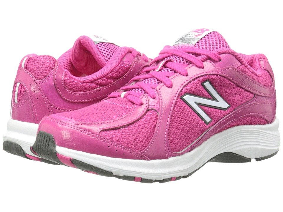 New Balance - W496V2 (Komen Pink) Women's Shoes