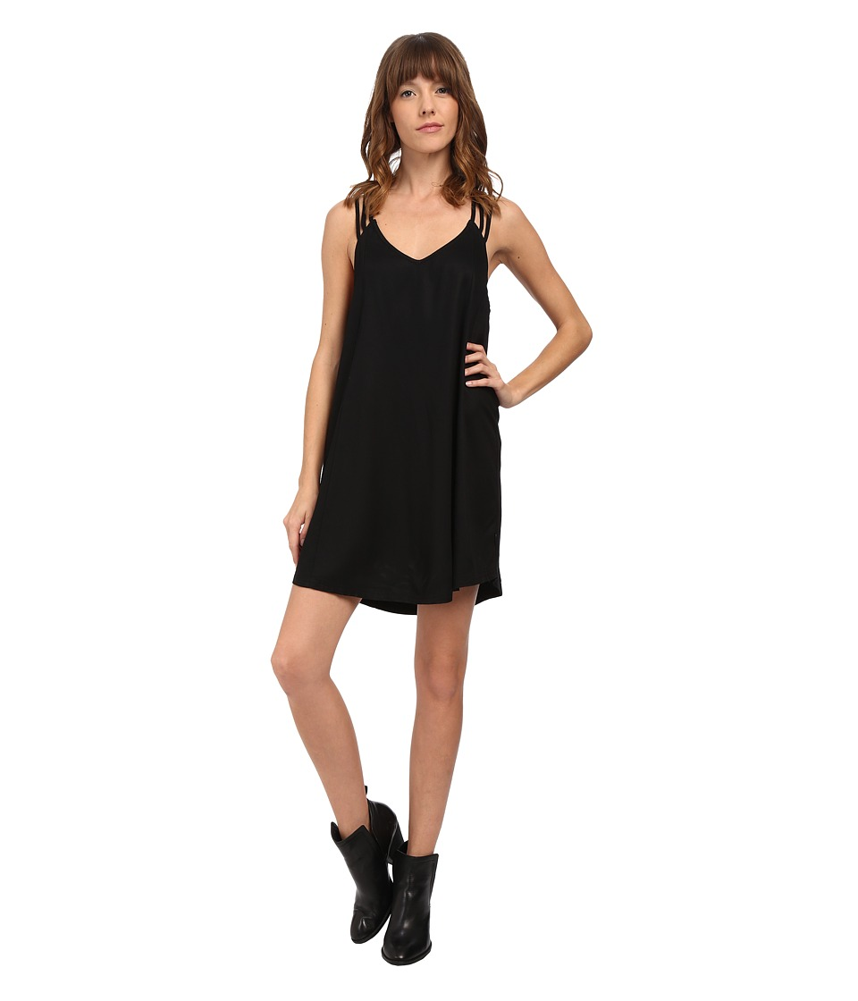 RVCA Maris Dress (Black) Women
