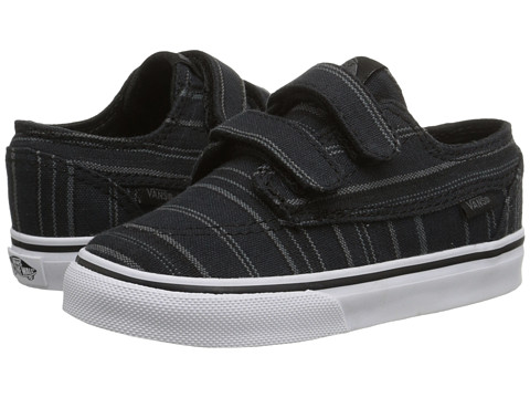 Vans Kids - Brigata V (Toddler) ((Cancun) Multi/Black) Boys Shoes