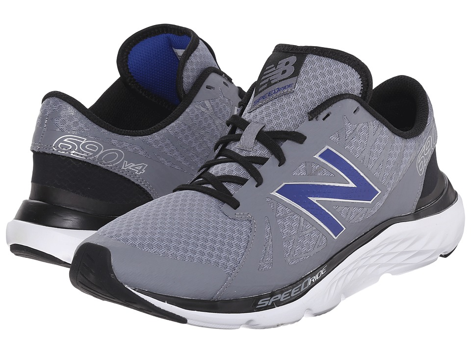 New Balance - M690 (Gunmetal) Men