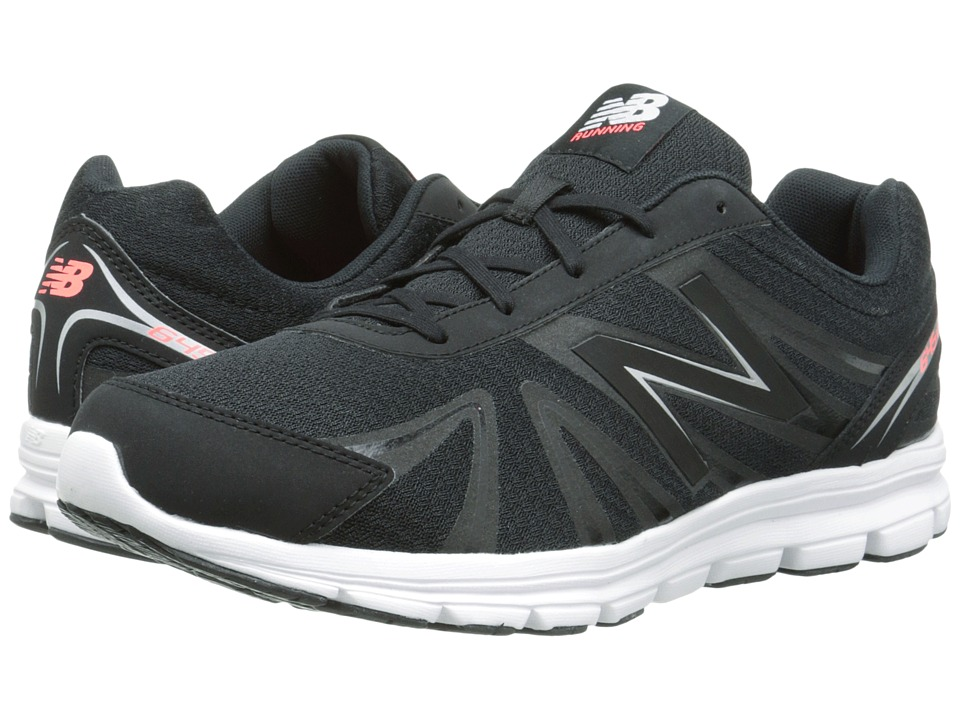 New Balance - M645 (Black/Flame) Men's Shoes