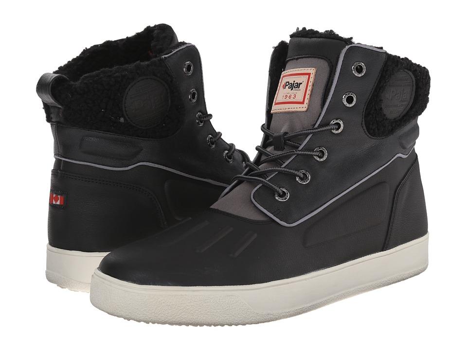 Pajar CANADA - Jordan (Black) Men's Hiking Boots