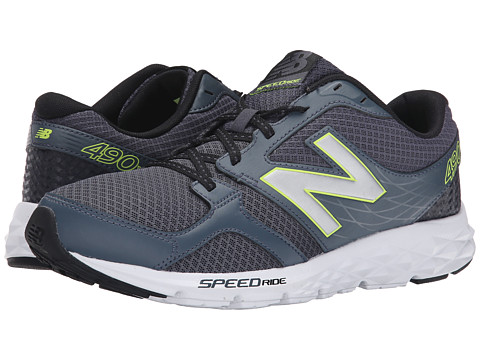 New Balance - M490V3 (Thunder) Men's Shoes