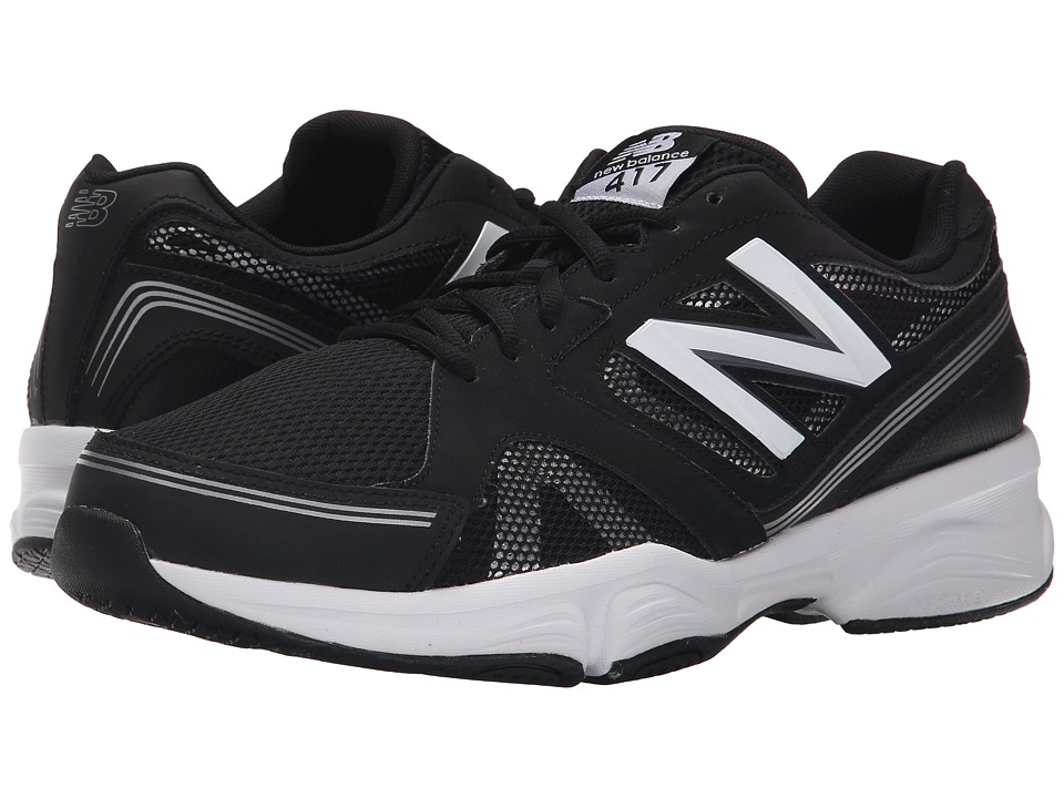 New Balance - MX417V4 (Black) Men's Shoes