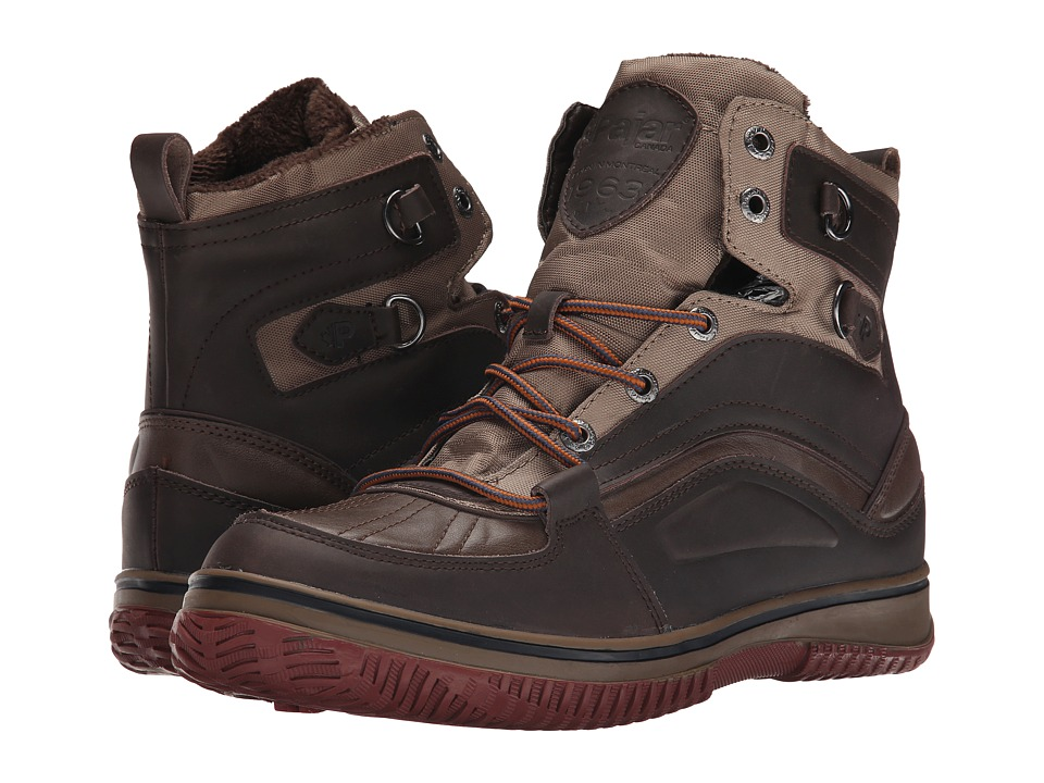 Pajar CANADA - Conner (Dark Brown/Taupe) Men's Hiking Boots