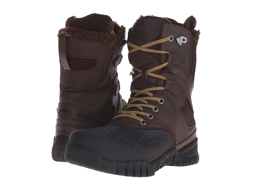 Pajar CANADA - Blake (Dark Brown) Men's Hiking Boots