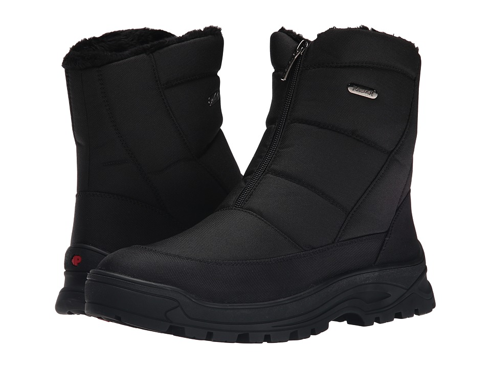 Pajar CANADA - Ice Pack (Black) Men's Hiking Boots
