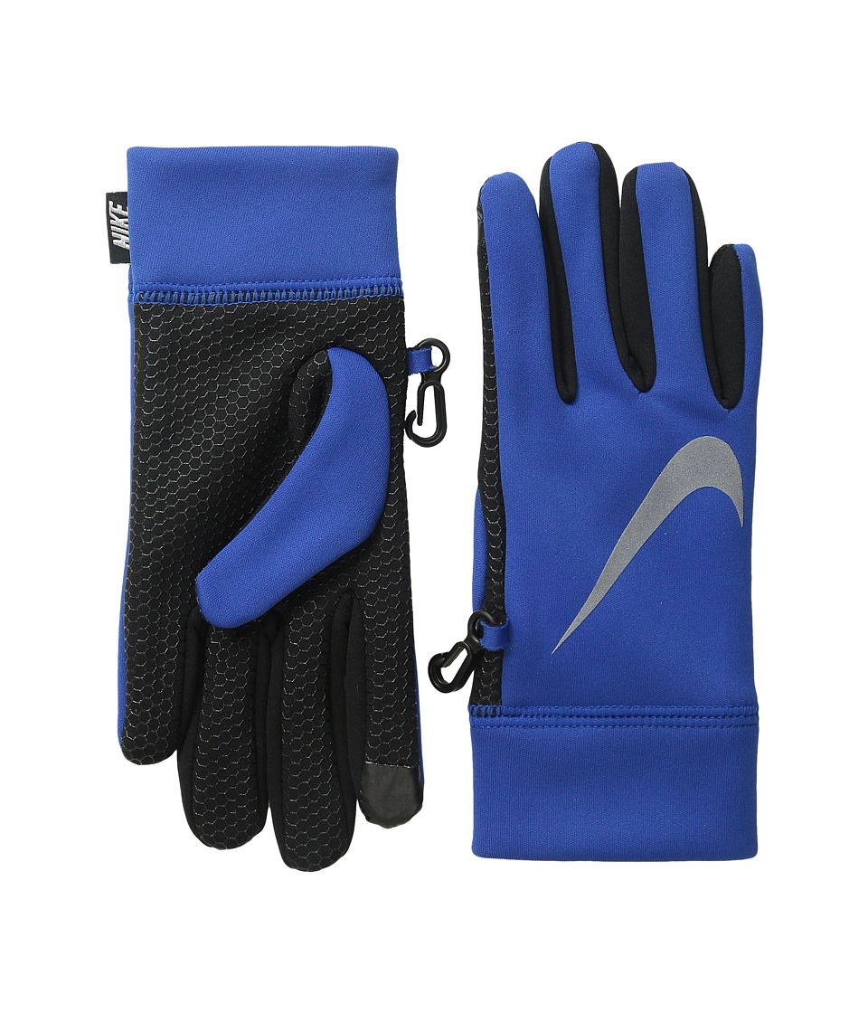Nike Kids - Therma Reflect Glove (Big Kids) (Game Royal) Extreme Cold Weather Gloves