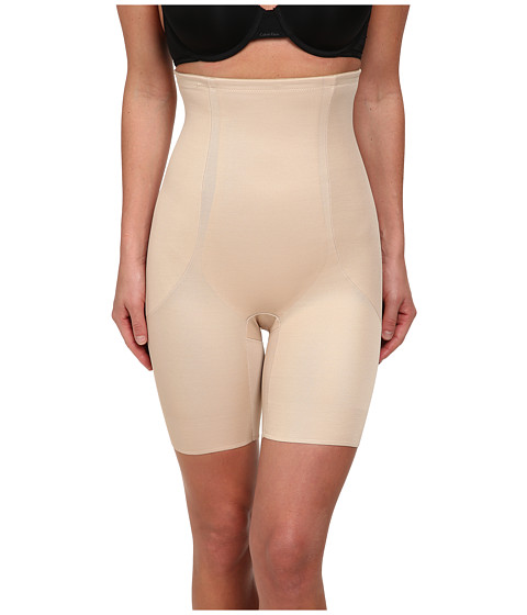 Miraclesuit Shapewear - Full Hip Thigh Slimmer (Nude) Women