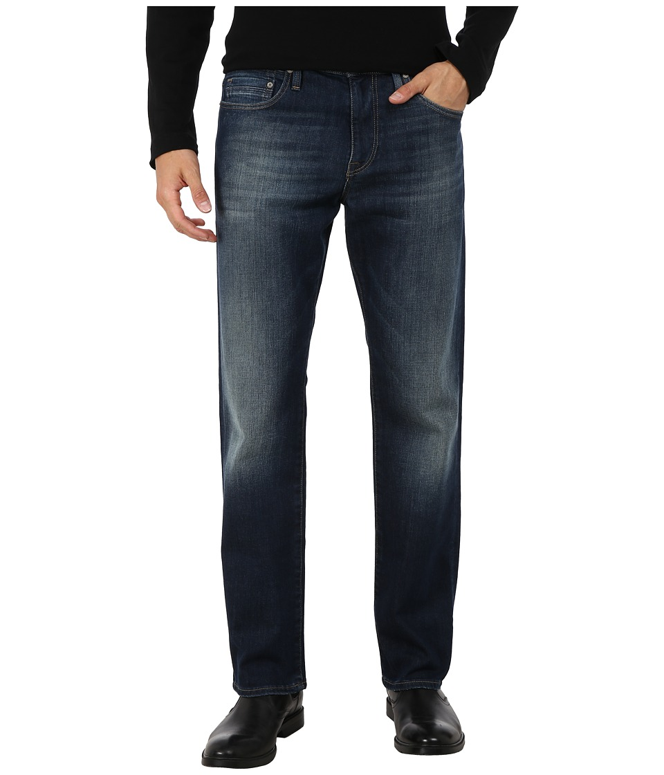 Mavi Jeans - Matt Mid Rise in Deep Williamsburg (Deep Williamsburg) Men's Jeans