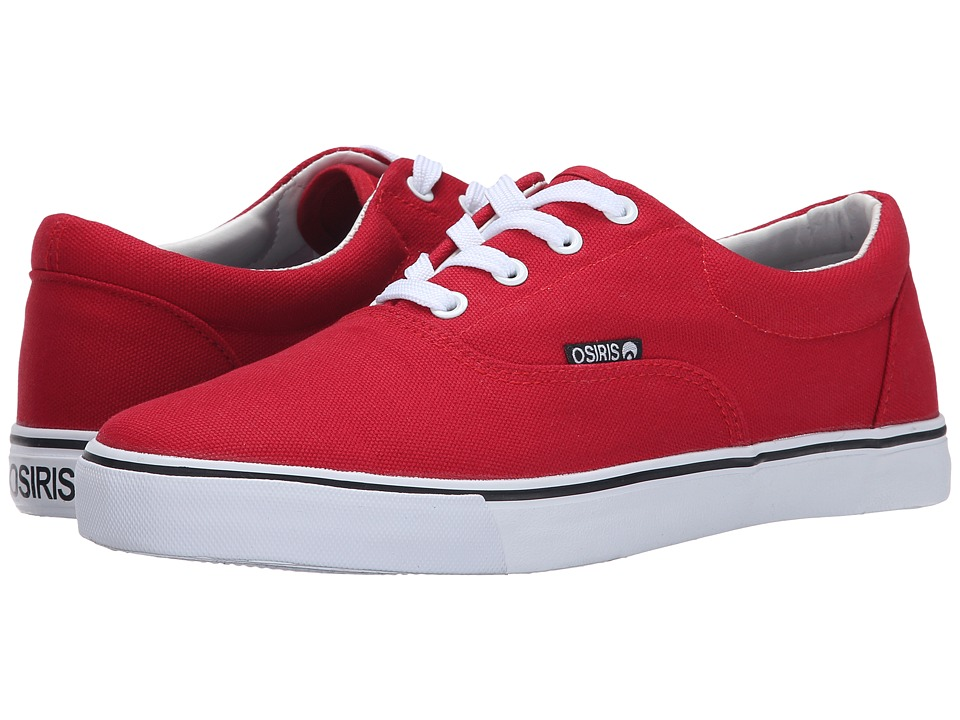 Osiris - SD (Red/White) Skate Shoes