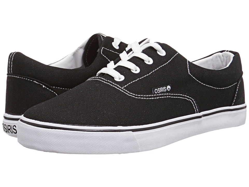 Osiris - SD (Black/White) Skate Shoes