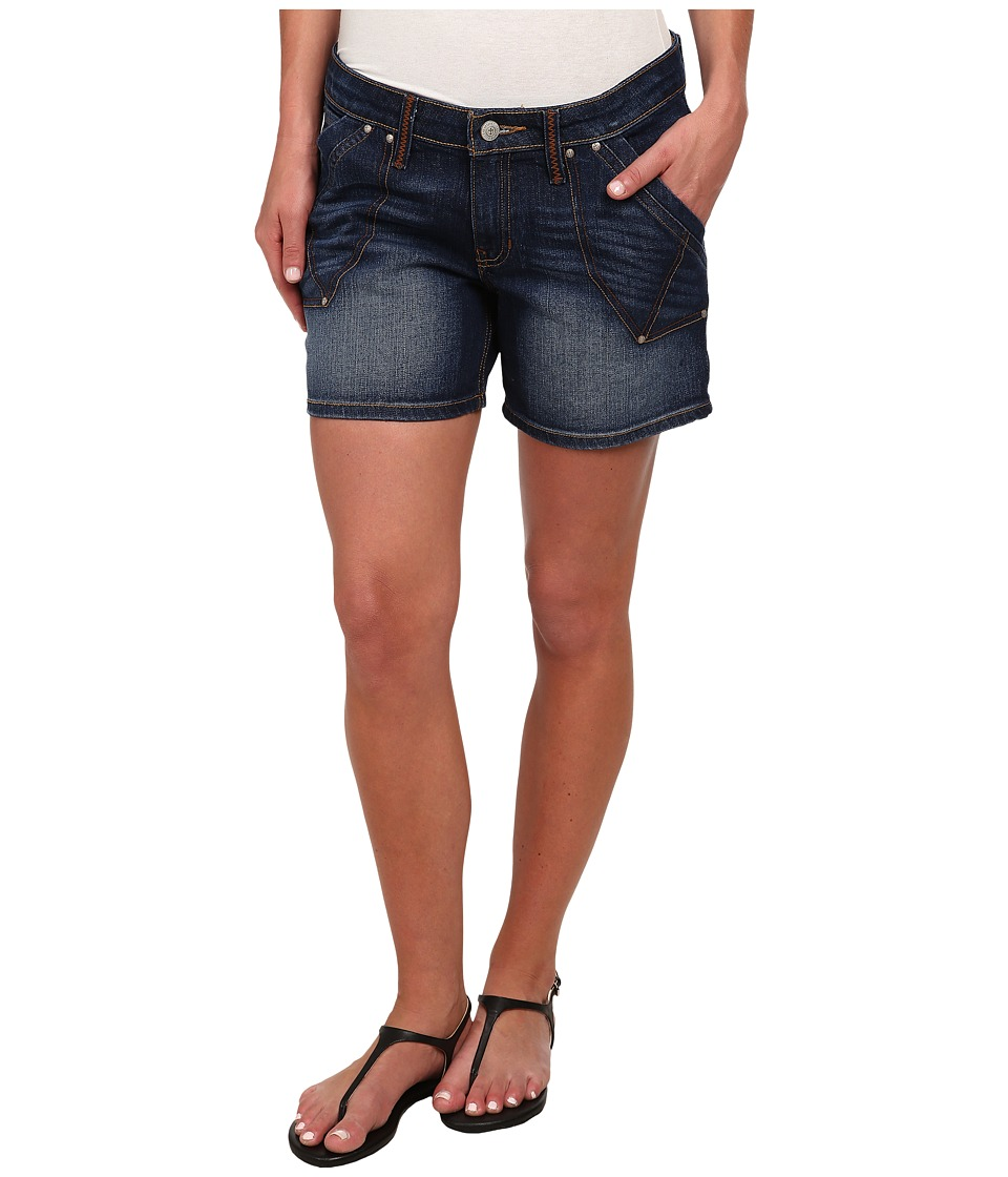 Gypsy SOULE - Hammertime Shorts (Denim) Women's Shorts