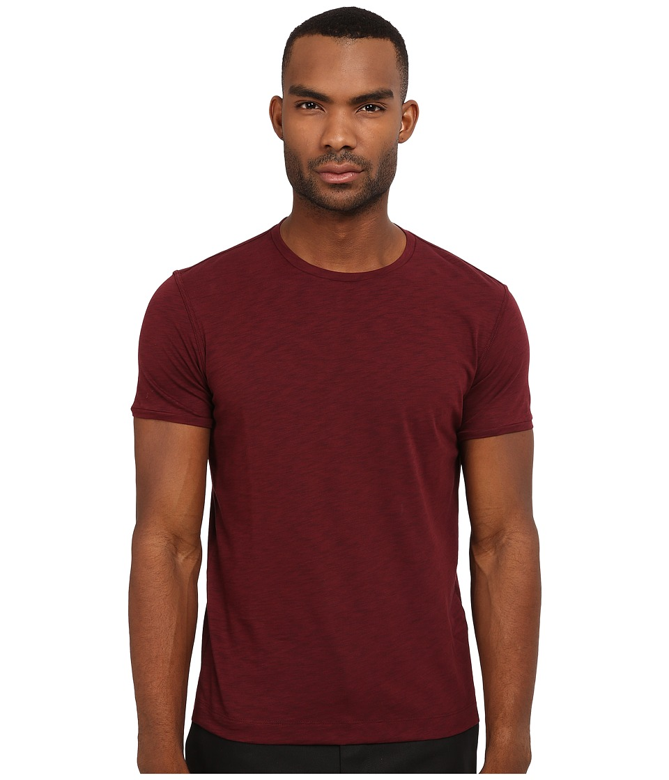 Theory - Dekker.Atmos T-Shirt (Light Claret) Men's T Shirt