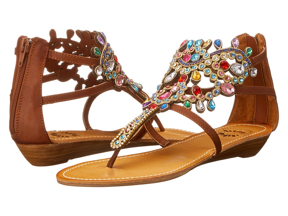 Yellow Box - P-Araminta (Multi) Women's Sandals