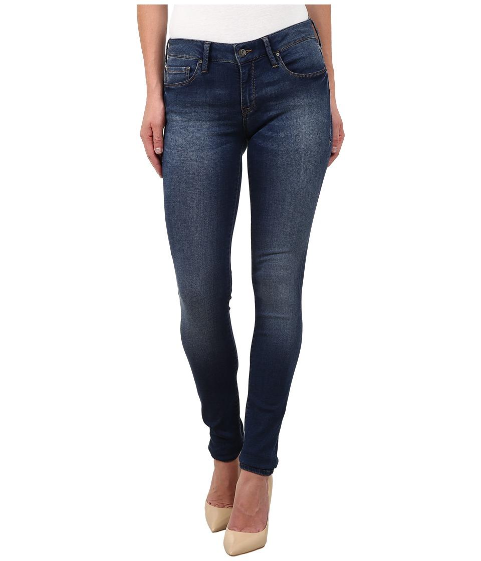 Mavi Jeans - Alexa in Mid Soft Shanti (Mid Soft Shanti) Women's Jeans