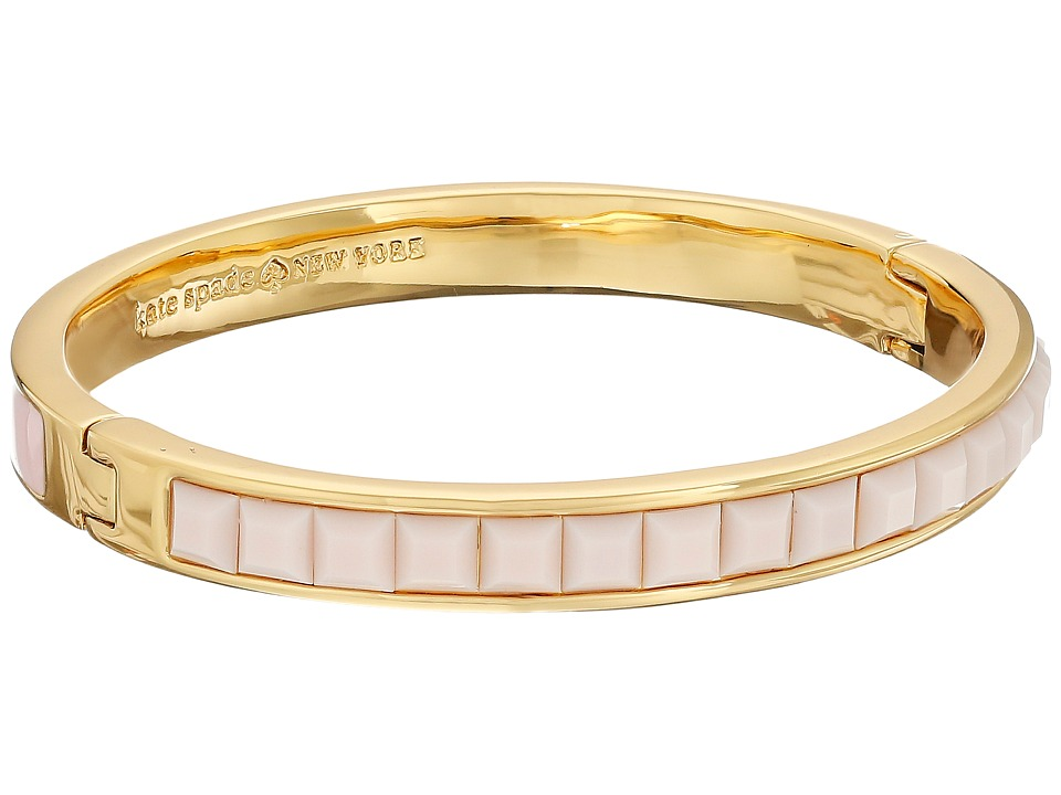 Kate Spade New York - Neapolitan Bangle (Blush) Bracelet