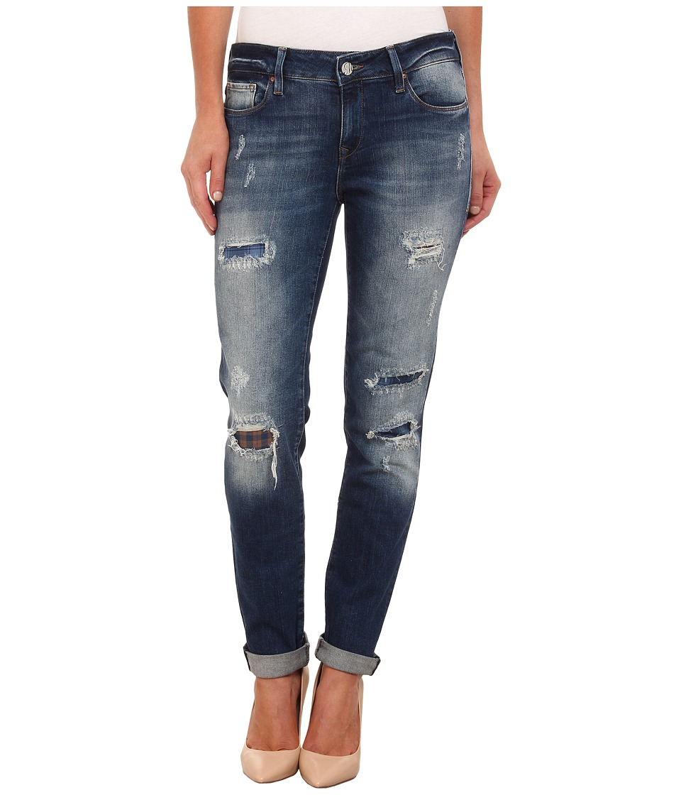 Mavi Jeans - Ada in Grunge Patched Vintage (Grunge Patched Vintage) Women's Jeans