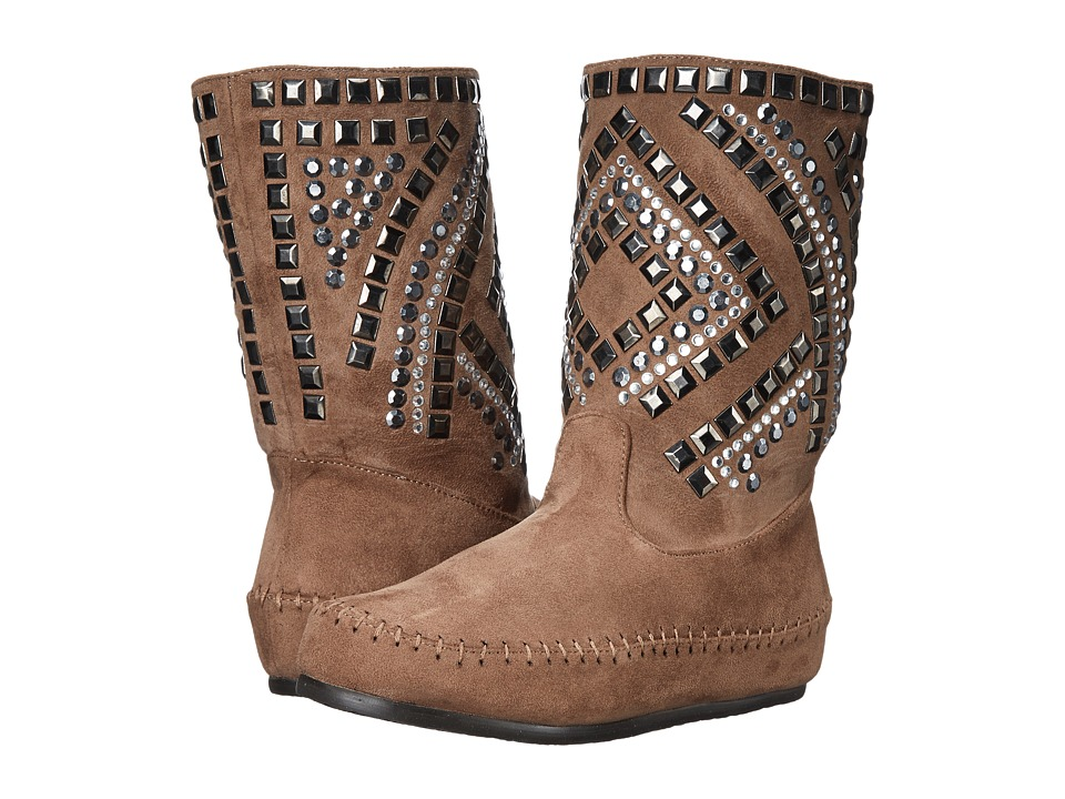Yellow Box - Pyramid (Taupe) Women's Pull-on Boots