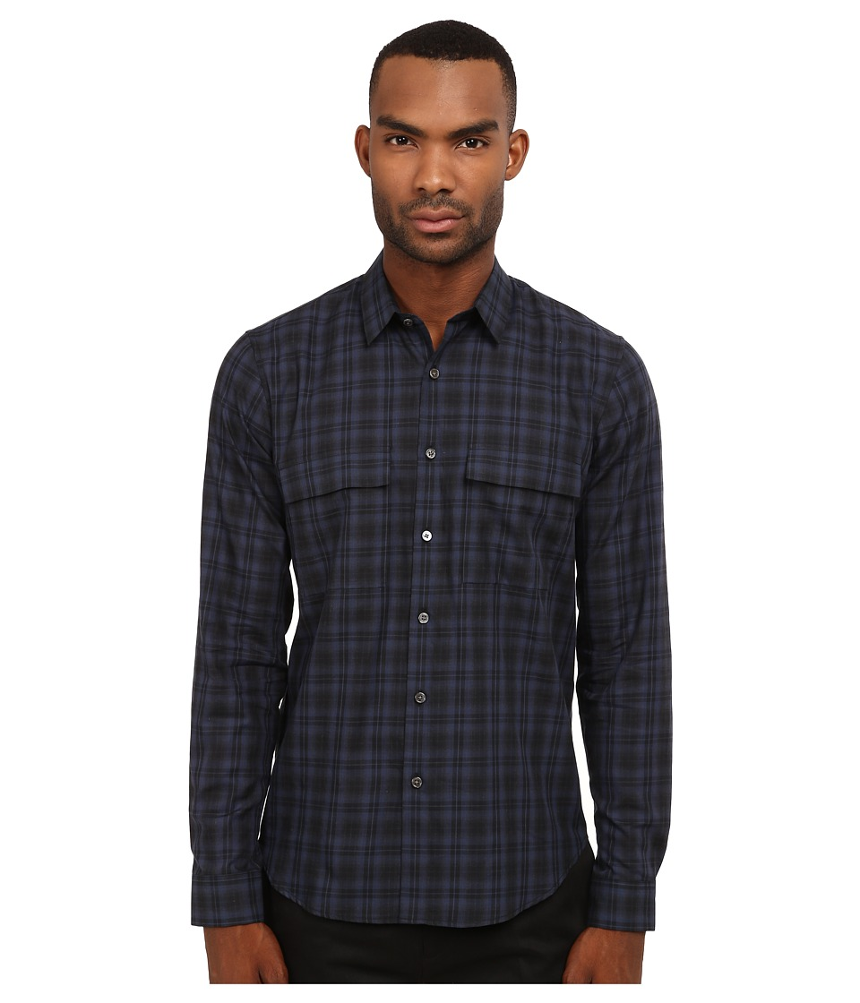 Theory - Mikon.Darby Button Up (Surge Multi) Men's Clothing