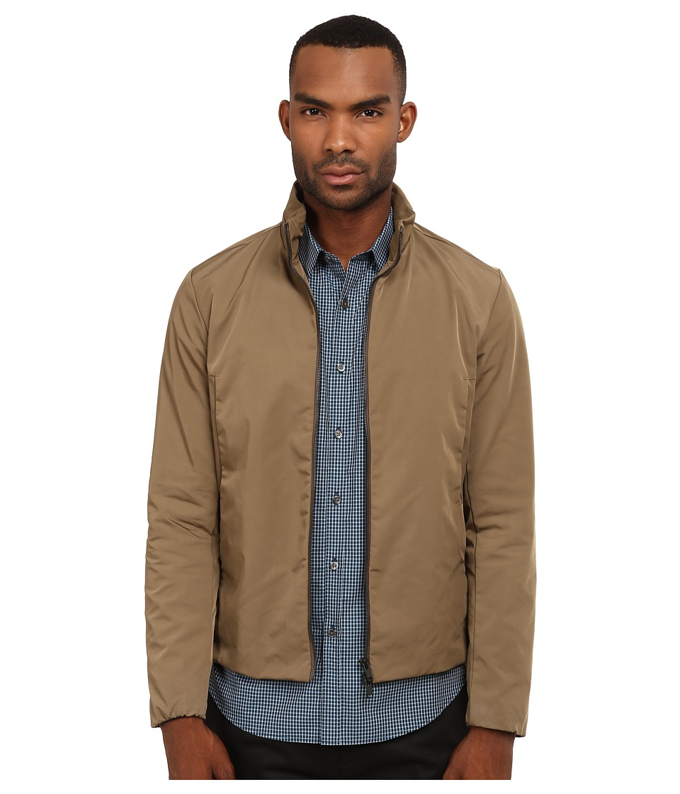 Theory - Juden.Fuel Canvas Jacket (Dark Till) Men