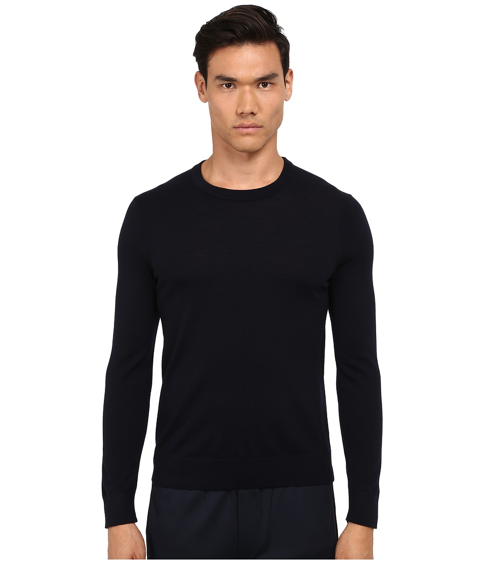 Theory - Riland.New Sovereign Sweater (Eclipse) Men