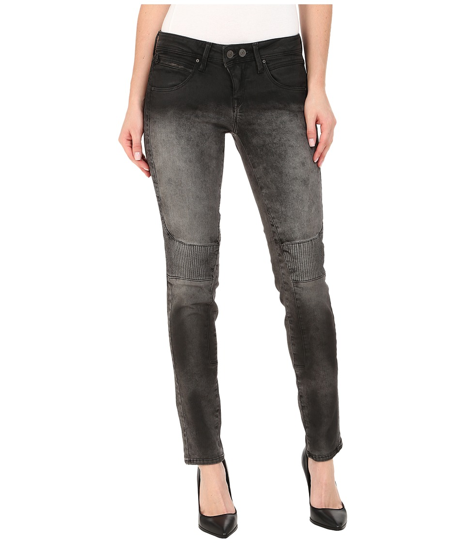 Mavi Jeans - Chloe in Smoke Coated (Smoke Coated) Women's Jeans