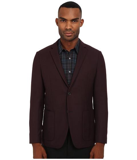 Theory - Tobius SL.Newlyn Blazer (Claret) Men's Jacket
