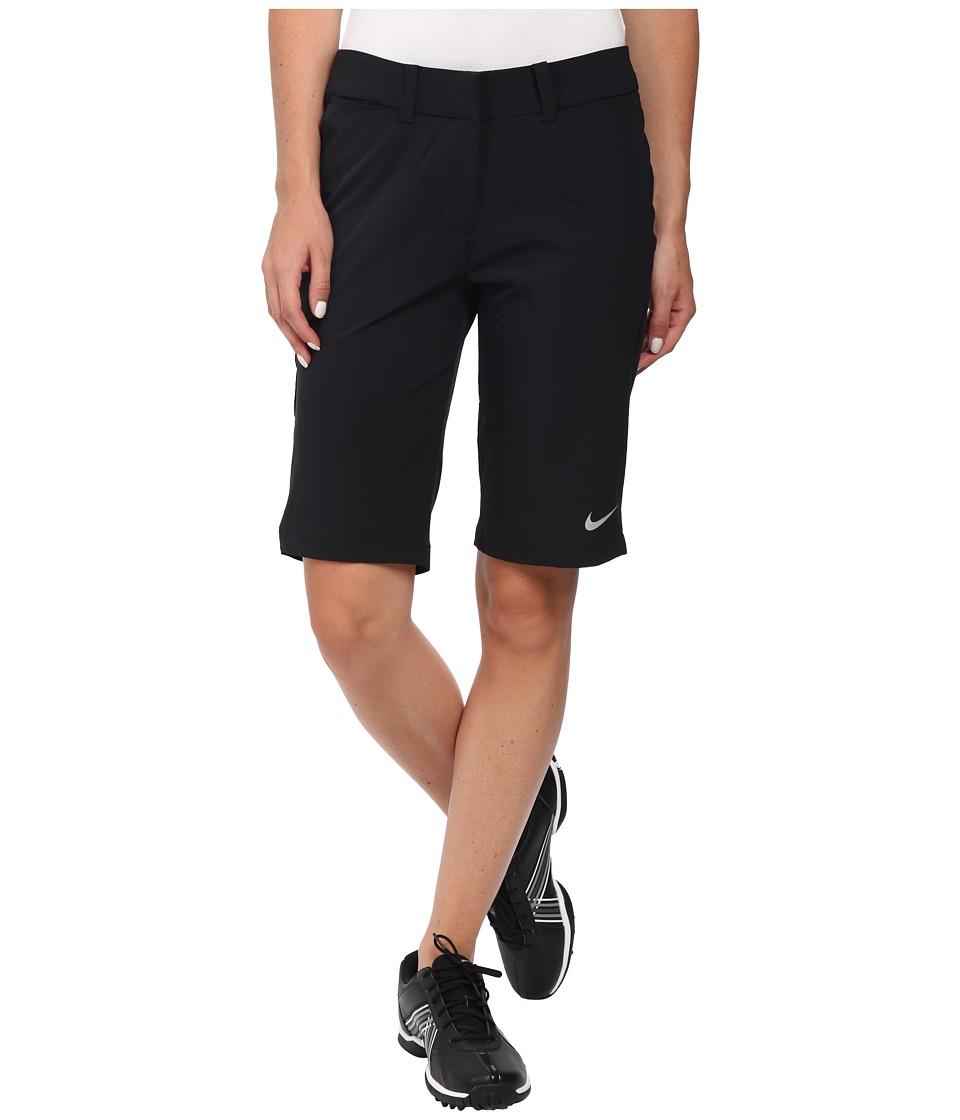 Nike Golf - Tour Shorts 2.0 (Black/Dark Grey/Wolf Grey) Women's Shorts