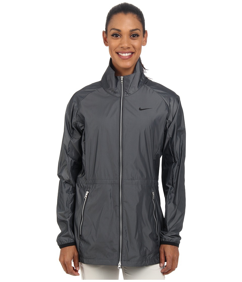 Nike Golf - Luxe Range Jacket (Wolf Grey/Dark Grey/Black) Women's Jacket