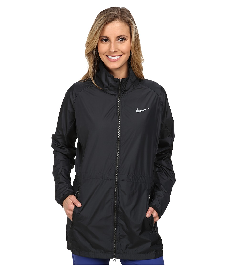 Nike Golf - Luxe Range Jacket (Anthracite/Black/Wolf Grey) Women's Jacket