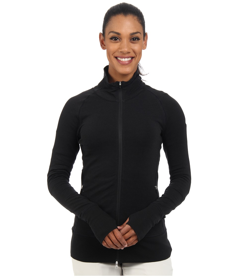 Nike Golf - Bunker Full Zip Jacket (Black/Dark Grey/Wolf Grey) Women's Jacket