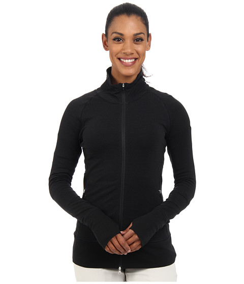 Nike Golf - Bunker Full Zip Jacket (Black/Dark Grey/Wolf Grey) Women