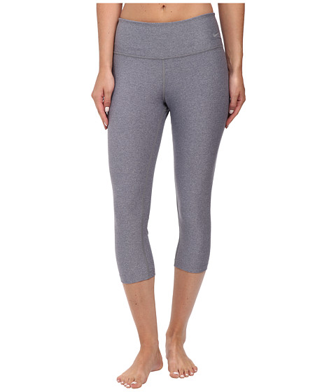 Nike Golf - Pro Tights (Charcoal Heather/Wolf Grey) Women's Workout