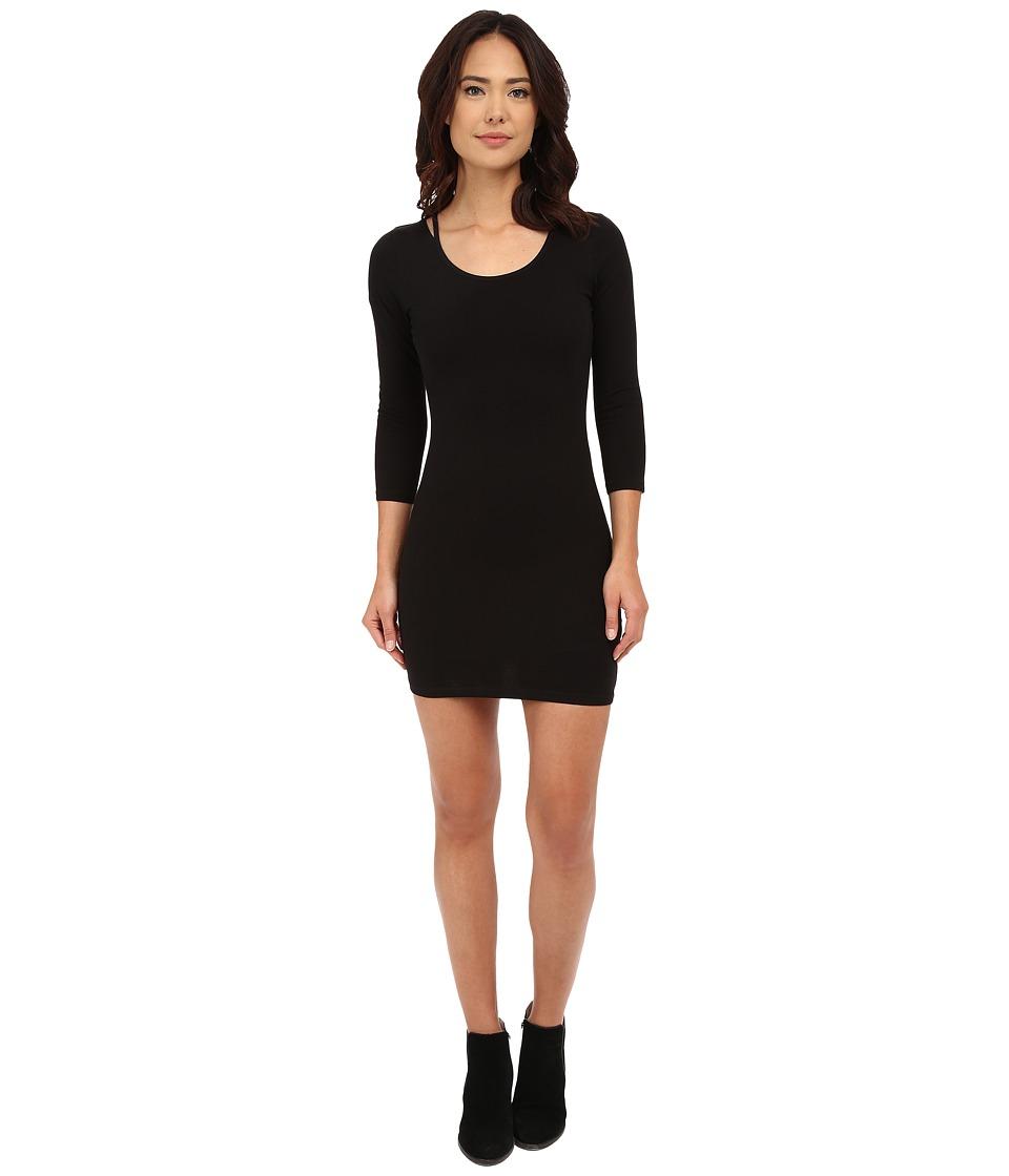 RVCA - Trickery Dress (Black) Women