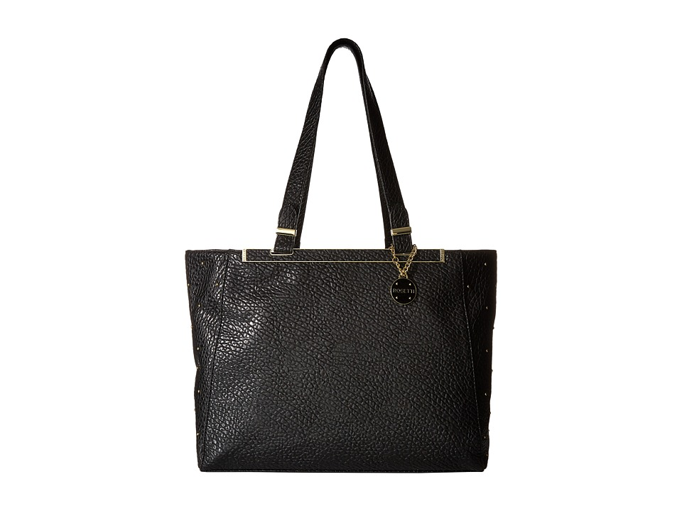 Rosetti - Drew Tote (Black/Studs) Tote Handbags