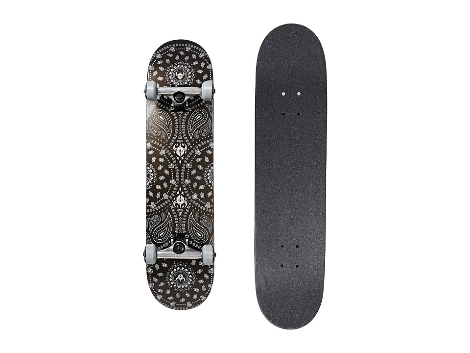 Darkstar - Bandana Complete (Silver) Skateboards Sports Equipment