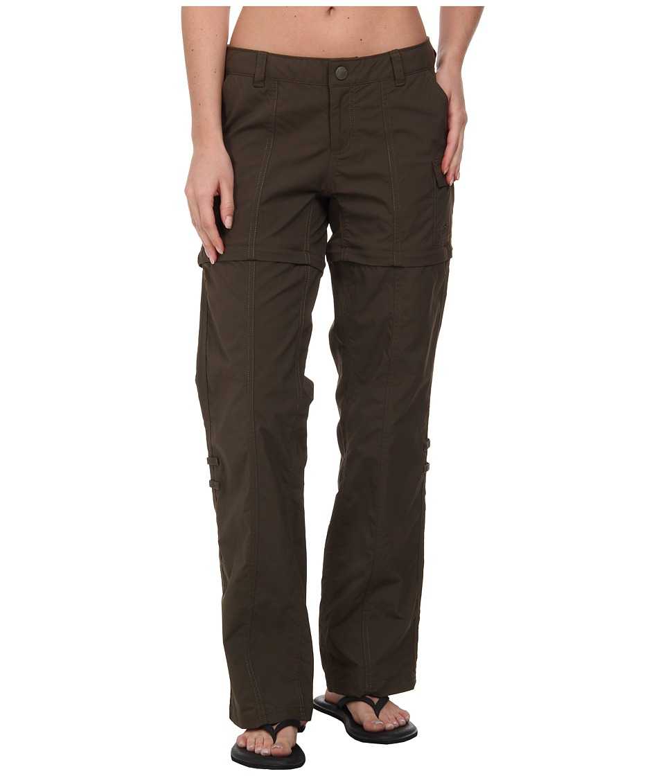 The North Face - Paramount II Convertible Pant (New Taupe Green) Women's Casual Pants